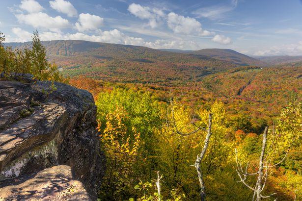 Belleayre Mountain, Catskills
