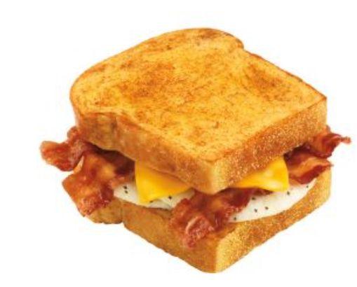 Dunkin's Big N' Toasted Breakfast Sandwich