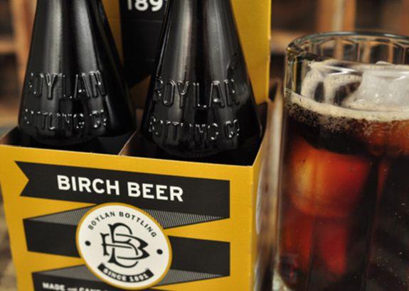 Boylan Birch Beer