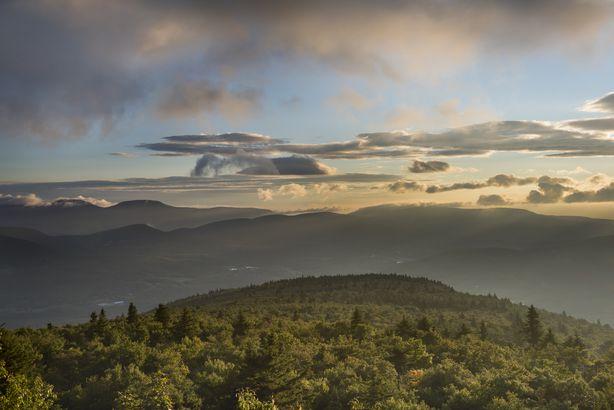Blackhead Range Views, Catskills