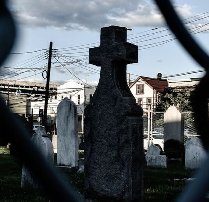 Boroughs of the Dead ghost tours