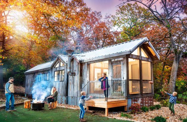 Missouri: Camp Long Creek