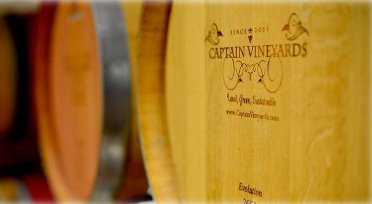 Captain Vineyards, Moraga