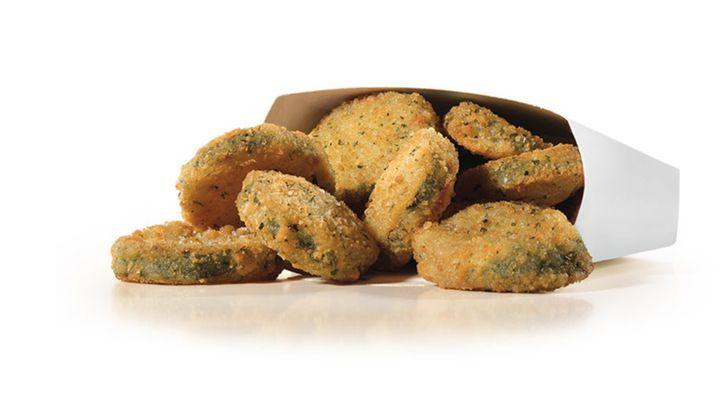 Carl's Jr.'s Fried Zucchini