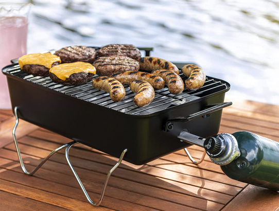 Char-Broil portable grill