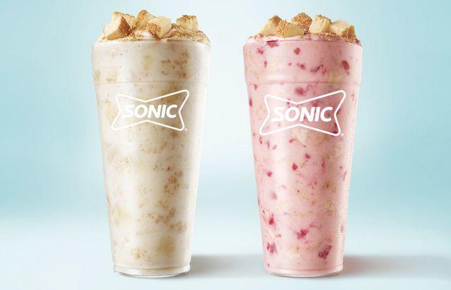 Sonic's Cheesecake Blasts