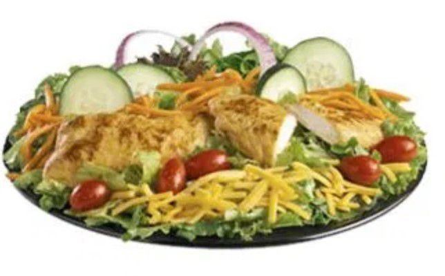 Jack in the Box's Acapulco Chicken Salad