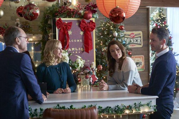 Hallmark's 'Christmas by Starlight'