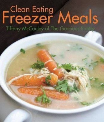 Clean Eating Freeze Meals