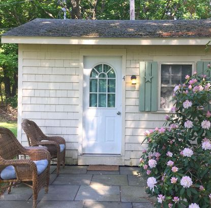 Connecticut tiny home