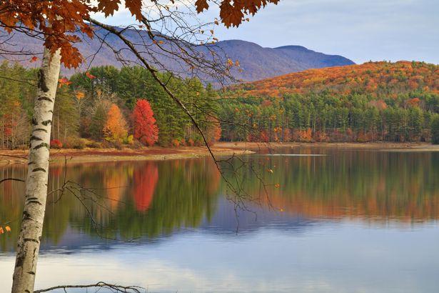 Cooper Lake, Catskills
