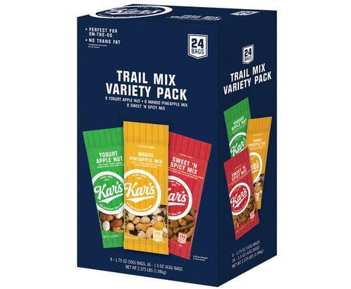 Kar's Trail Mix Variety Pack