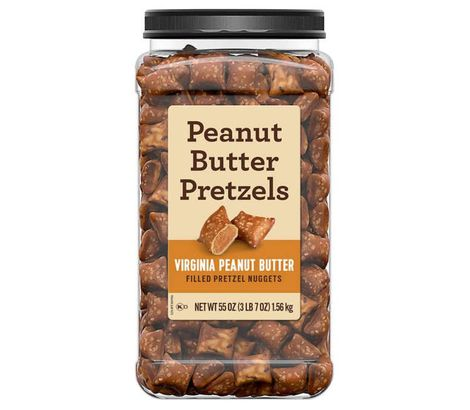 Virginia Peanut Butter Filled Pretzel Nuggets