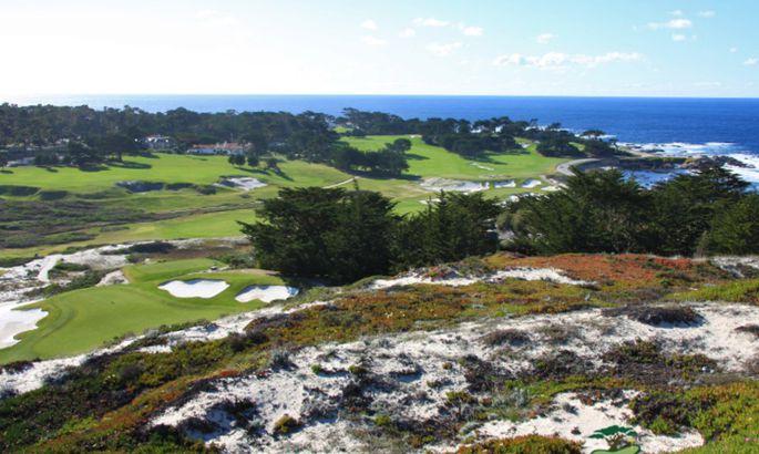 Cypress Point Club golf course