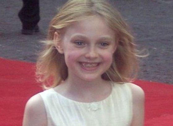 Dakota Fanning young