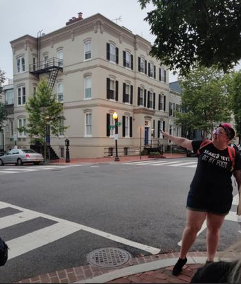 DC by Foot's Ghosts of Georgetown