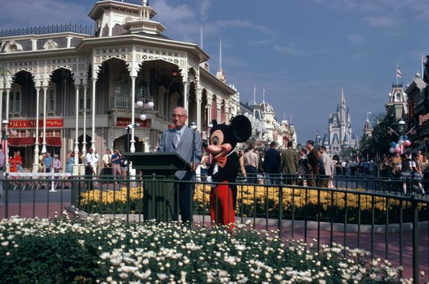 Walt Disney World Dedication Ceremony