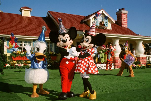 Disney World's Mickey's Birthdayland opens