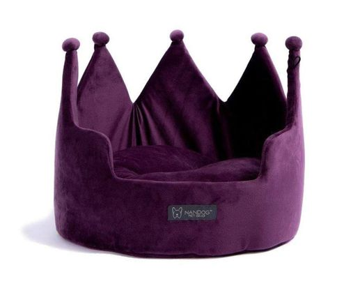 Dog Crown Bed
