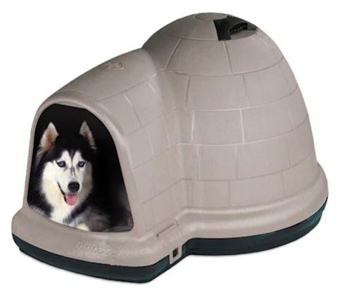 Dog Igloo Bed