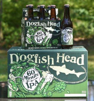 Dogfish Head IPAs