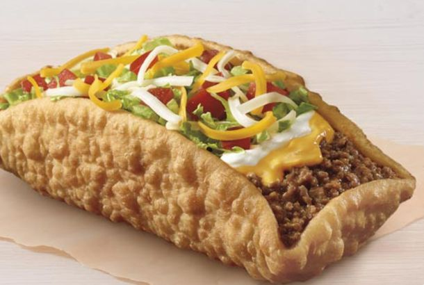 Taco Bell's XXL Chalupas