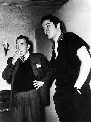 Elvis and Ed Sullivan