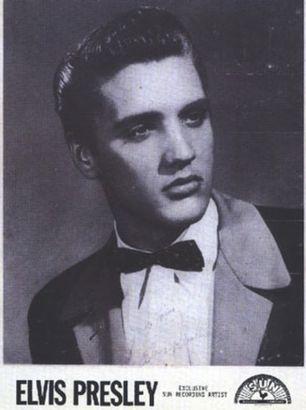 Elvis Sun promo
