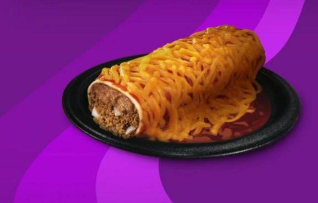 Taco Bell's Enchirito