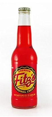 Fitz's Cardinal Cream