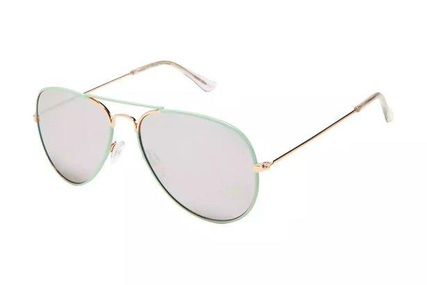 Girls' classic aviator sunglasses