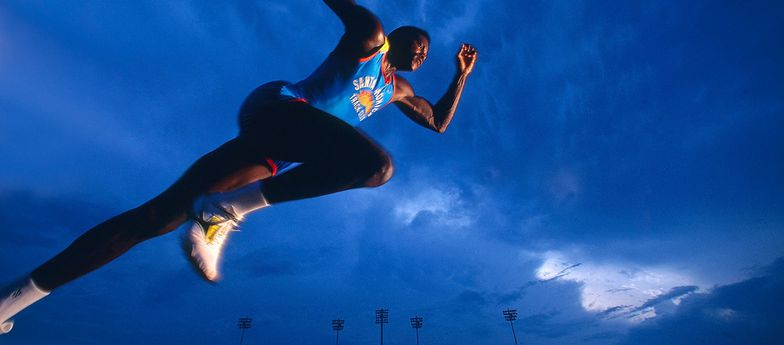 Golden Hour: Olympians Photographed by Walter Iooss Jr.
