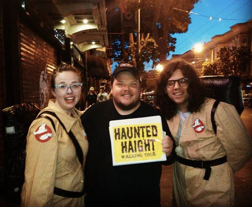 Haunted Haight Ghost Tour