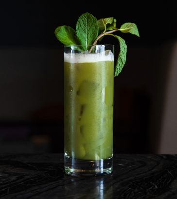 Hollywood Hills cocktail