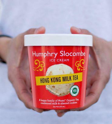Humphry Slocombe's Hong Kong Milk Tea ice cream