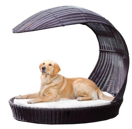 Clara Outdoor Hooded Dog Bed