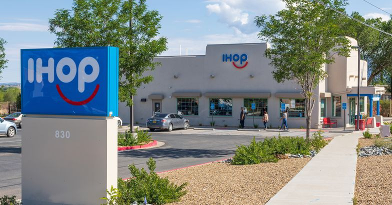 IHOP, Taos, New Mexico