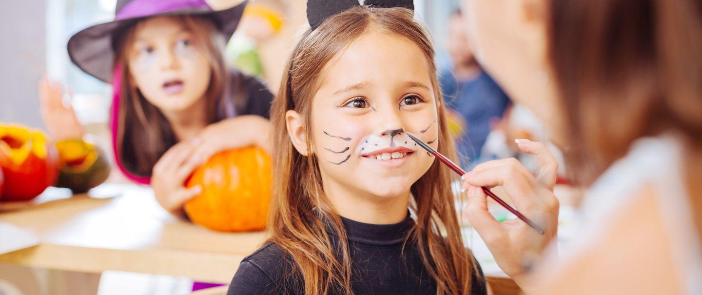 Diy Halloween Face Paint Cheapism Com