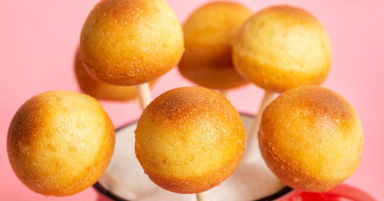 cake balls in mug