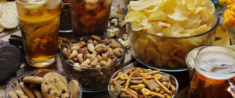 The 20 Best Healthy Junk Food Options Cheapism Com