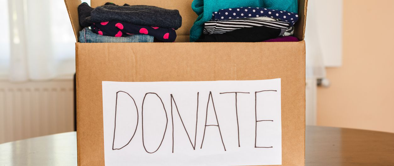 Where To Donate Or Sell Clothes For Cash Things You Can Donate To Goodwill Salvation Army Poshmark Cheapism Com