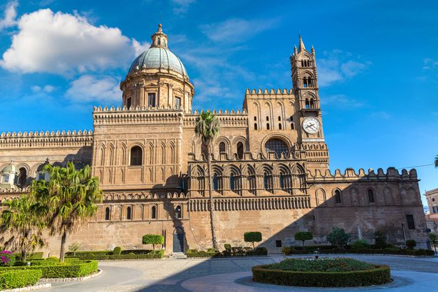 Palermo Cathedral in Palermo