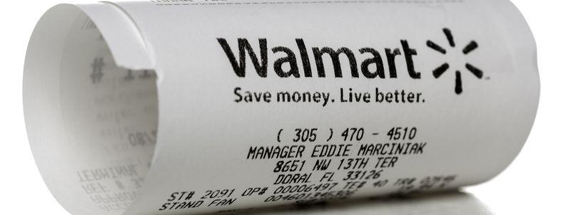 Walmart Buys That Beat Dollar Store