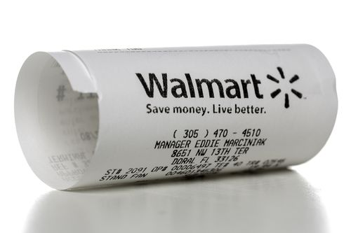 Walmart Buys That Beat Dollar Store