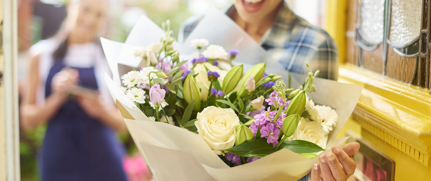 Sending Flowers Made Easy by Technology