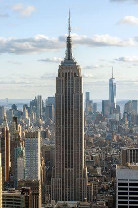 Skyscraper Bucket List The 25 Tallest Buildings In The U