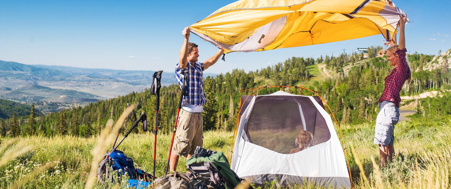 reputable site c0b62 82f66 Best Cheap Camping Gear: Tents, Sleeping Bags, and Air ...