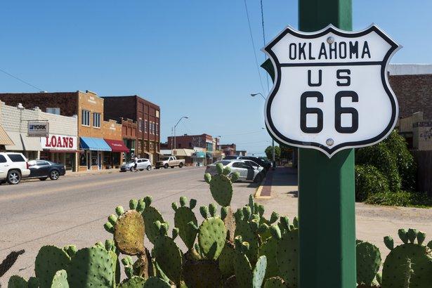 Oklahoma wages