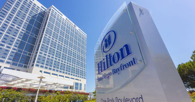 Hilton, San Diego Bay Front