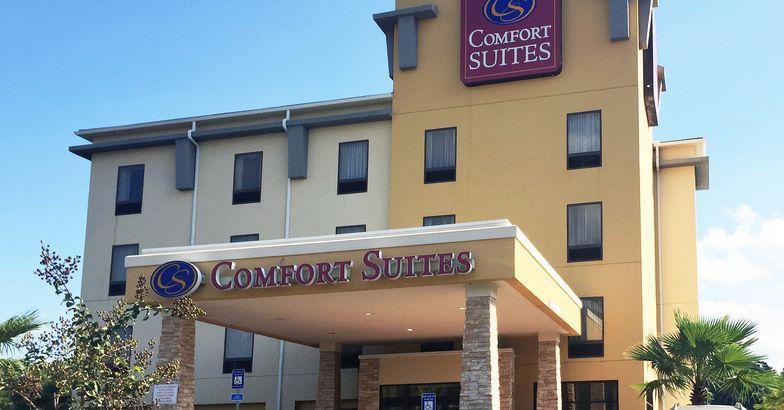 Comfort Suites, Brunswick, Georgia
